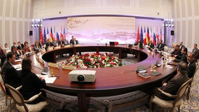 Atomprogramm: Iran bietet Verzicht auf Uran-Anreicherung an
