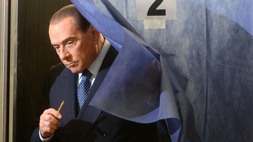 Parlamentswahl: Italien wählt offenbar ein Patt