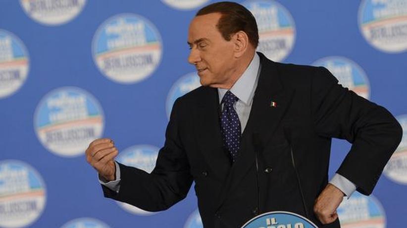 Wahl in Italien: EU-Parlamentspräsident warnt vor Berlusconi
