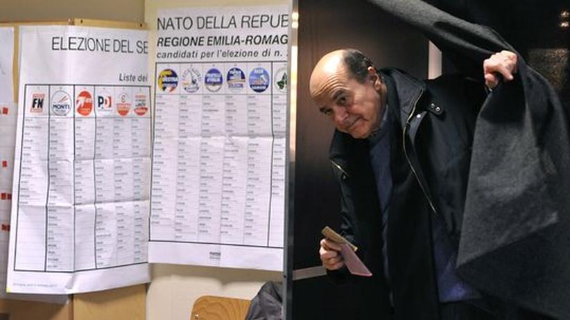 Parlamentswahl: Gespaltene Mehrheit in Italien