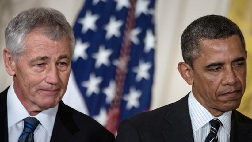 US-Regierung: Senat bestätigt Hagel als Verteidigungsminister