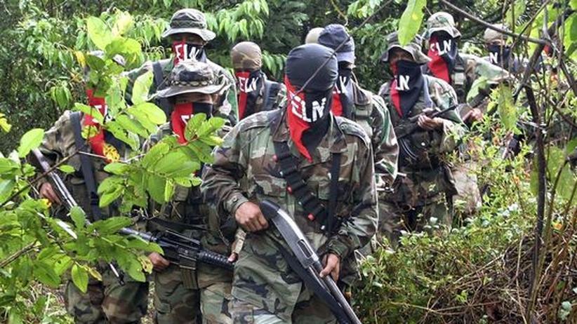Catatumbo: Kolumbianische Rebellen entführen zwei Deutsche