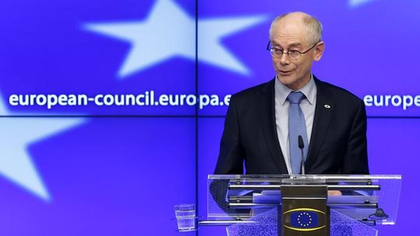 Brüssel : EU-Finanzplan bis 2020 steht