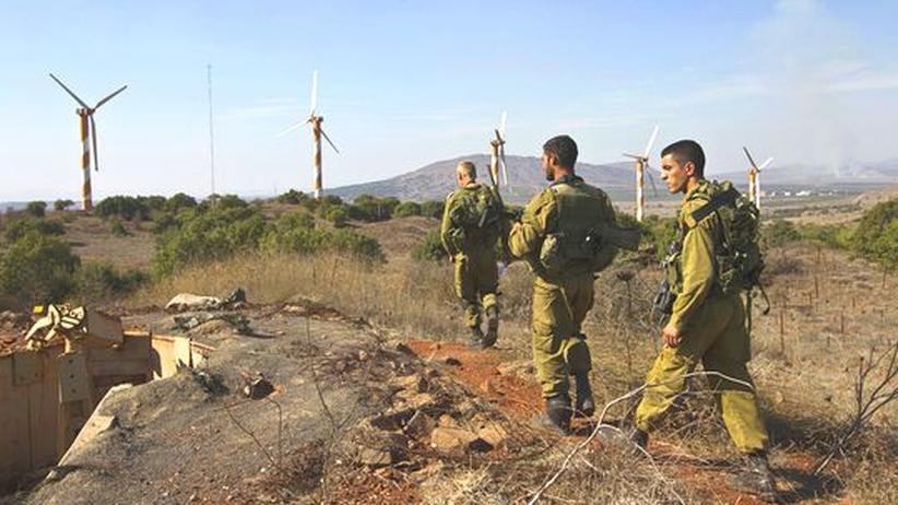 Nahost: Israel genehmigt Ölbohrungen auf dem Golan