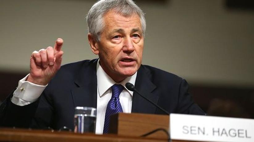 US-Kabinett: Senatoren zweifeln an Hagels Eignung als Verteidigungsminister