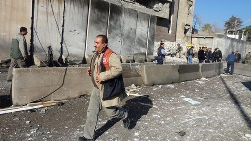 Autobombe: 30 Menschen sterben durch Anschlag im Nordirak