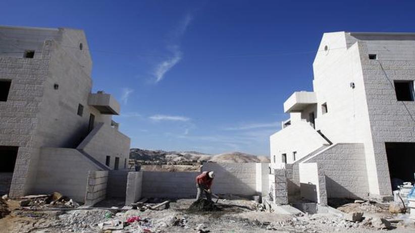 Nahost: EU-Bericht verurteilt israelische Siedlungspolitik