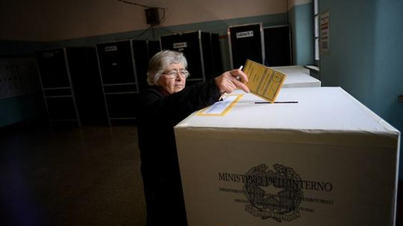 Wahl in Italien: Wer sind Italiens Protestwähler?