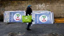 Am Tag nach der Wahl in Rom