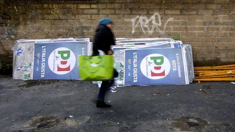 Parlamentswahl: Wie konnten die Italiener so dämlich sein?