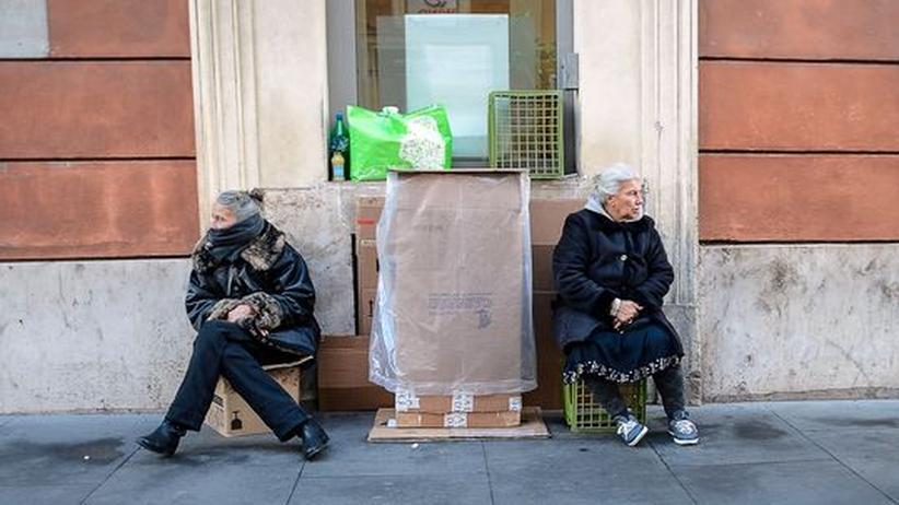 Italien: Sparen, bis Berlusconi kommt