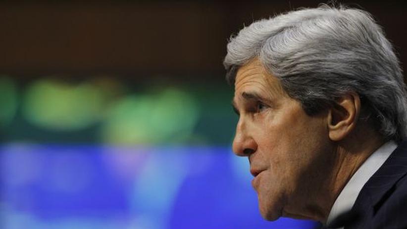 US-Außenpolitik: Kerry untermauert US-Führungsrolle