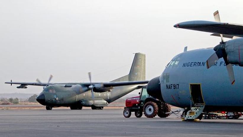 Militäreinsatz: Kabinett beschließt Mali-Einsatz der Bundeswehr
