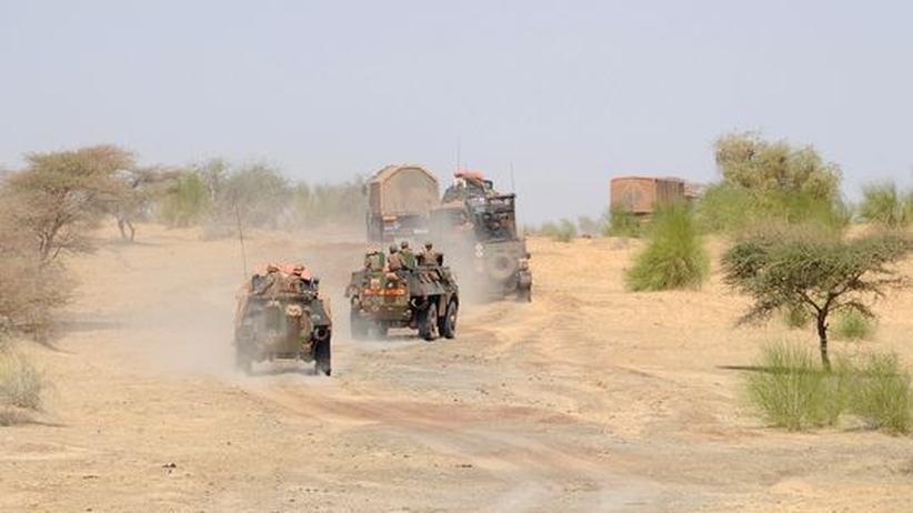 Krieg: Frankreich kündigt Mali-Abzug ab März an