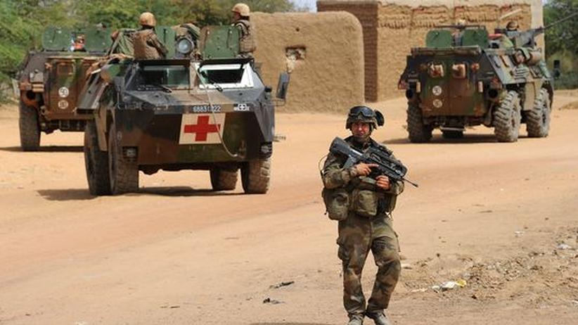 Gao: Islamisten setzen im Norden Malis auf Guerillataktik