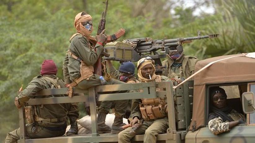 Krieg: Malische Armeeeinheiten beschießen sich gegenseitig