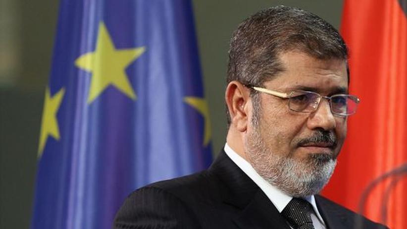 Krise in Ägypten: Die EU sollte sich aus Ägypten heraushalten