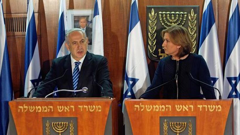 Israel: Netanjahu gewinnt Livni für Koalition