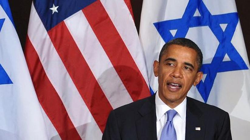 Israel-Reise: Obama will Nahost-Friedensprozess wiederbeleben