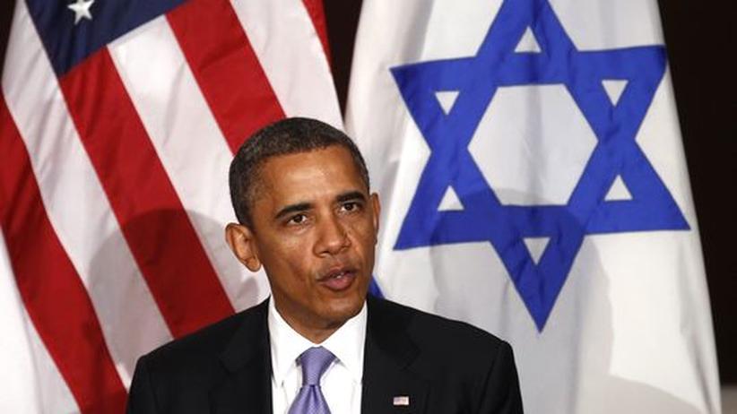 Nahost: Obama will Israel angeblich von Iran-Angriff abhalten