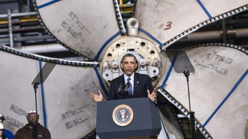 US-Haushalt: Obama spielt mit der Angst vor der Rezession