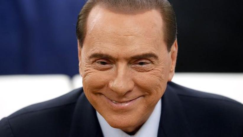 Italien-Reaktionen: Steinbrück nennt Berlusconi Clown