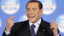 Italiens Exministerpräsident Silvio Berlusconi