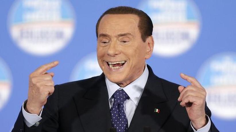 Italien-Wahl: Bundesregierung warnt vor Berlusconi