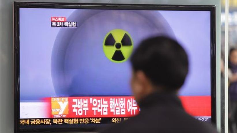 Atomtest: Südkorea kündigt Entwicklung neuer Raketen an