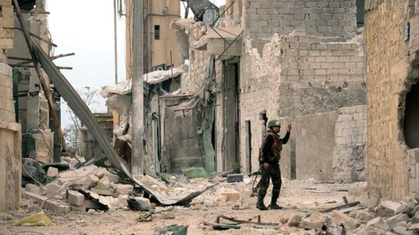 Bürgerkrieg: Über Syrien herrscht nur noch Pessimismus