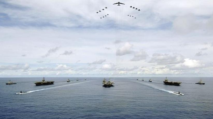 Iran-Konflikt: US-Marine plant Manöver im Nahen Osten