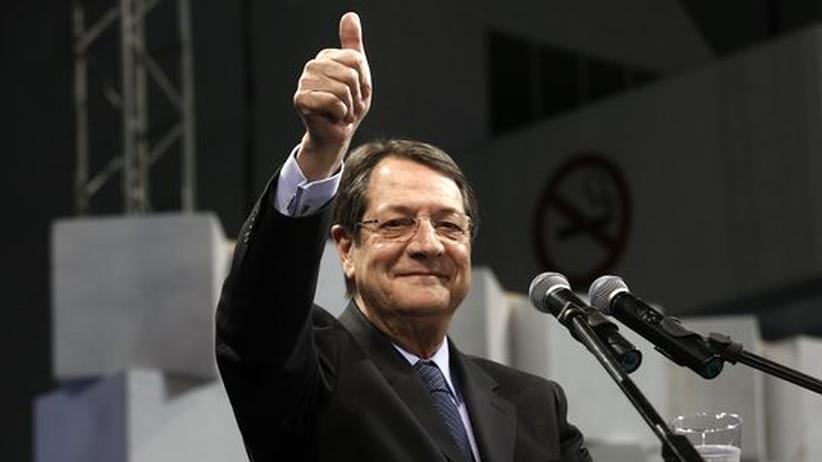 Präsidentschaftswahl: In Zypern kommt es zur Stichwahl