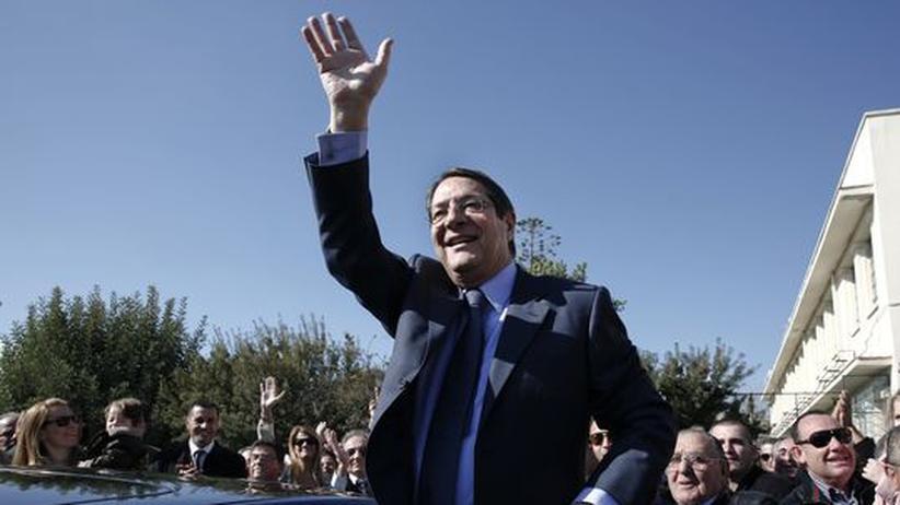 Zypern: Präsidentenwahl in der Staatskrise