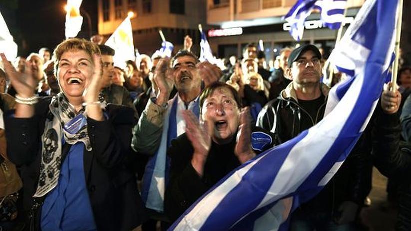 Präsidentenwahl: Zypern hat nur noch Zeit bis Mai