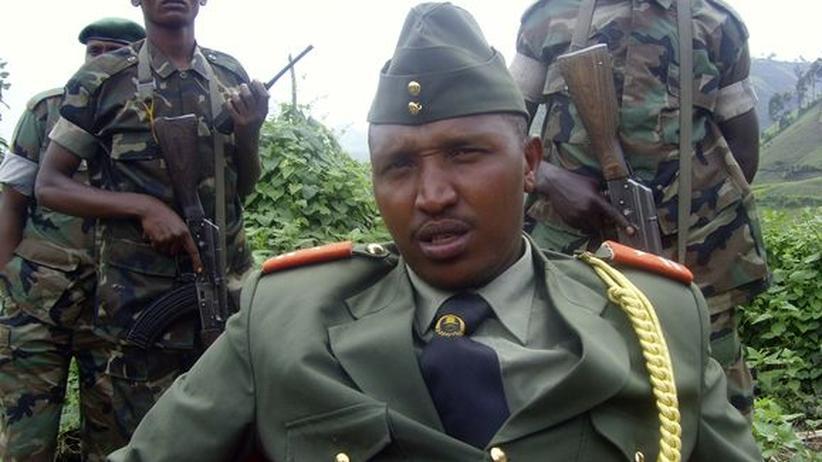 Bosco Ntaganda: Ein berüchtigter Kongo-Milizionär gibt auf