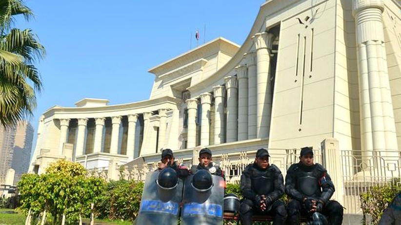 Ägypten: Ägyptische Justiz erklärt Termin der Parlamentswahl für ungültig