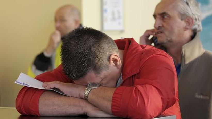 Beschäftigung: Arbeitslosigkeit in der Euro-Zone steigt weiter