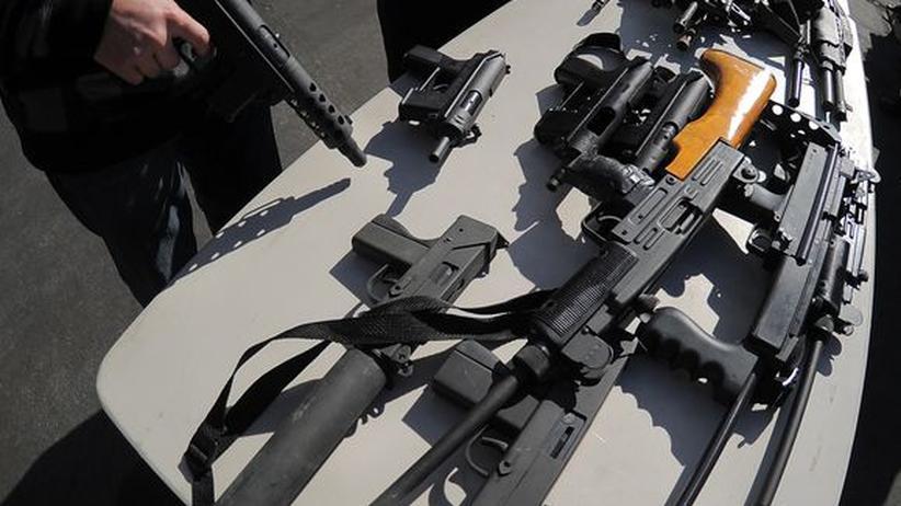 """USA: """"Für Republikaner sind Waffen Ikonen"""""""
