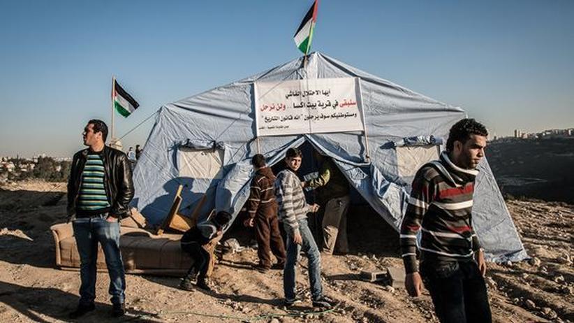 Westjordanland: Siedeln gegen die Siedler
