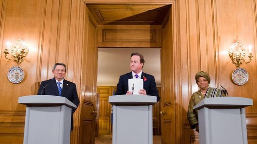 Entwicklungszusammenarbeit: Camerons veraltete Dominanzpolitik
