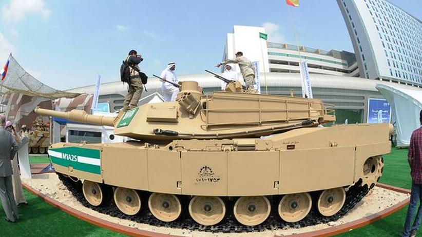 idex 2013 Abu Dhabi