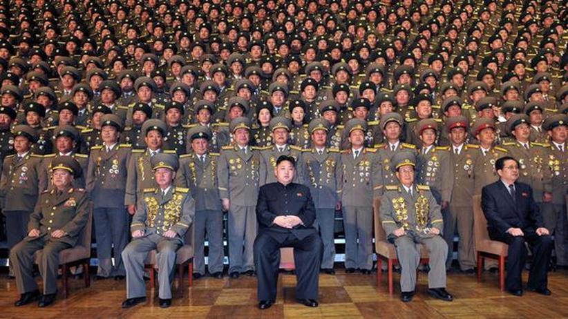 Atomkonflikt: Nordkorea kündigt Nichtangriffspakt auf