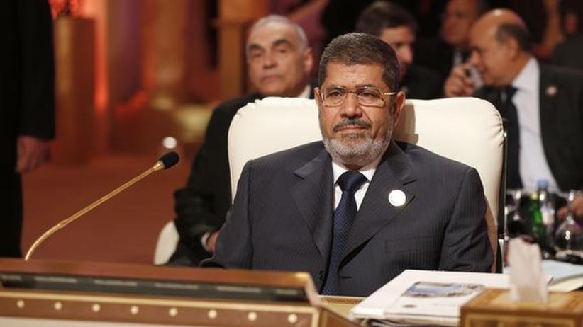 Ägypten: Gericht revidiert Präsident Mursis Personalentscheidung
