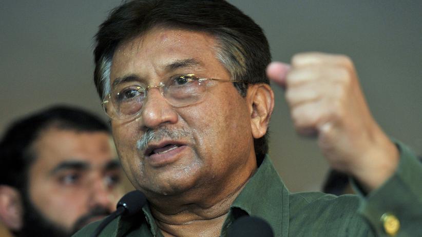 Pervez Musharraf: Pakistans Expräsident riskiert ein Comeback