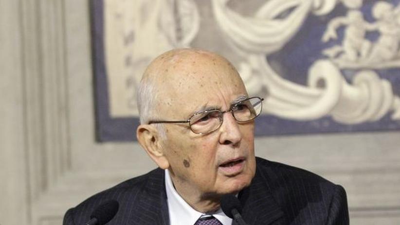 Regierungsbildung: Italiens Präsident sucht Ausweg aus politischer Blockade