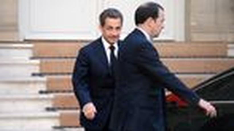 Richterliche Untersuchung: Was wird aus Sarkozy?