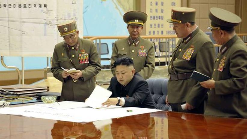Provokation: Nordkorea verkündet Kriegszustand mit Südkorea