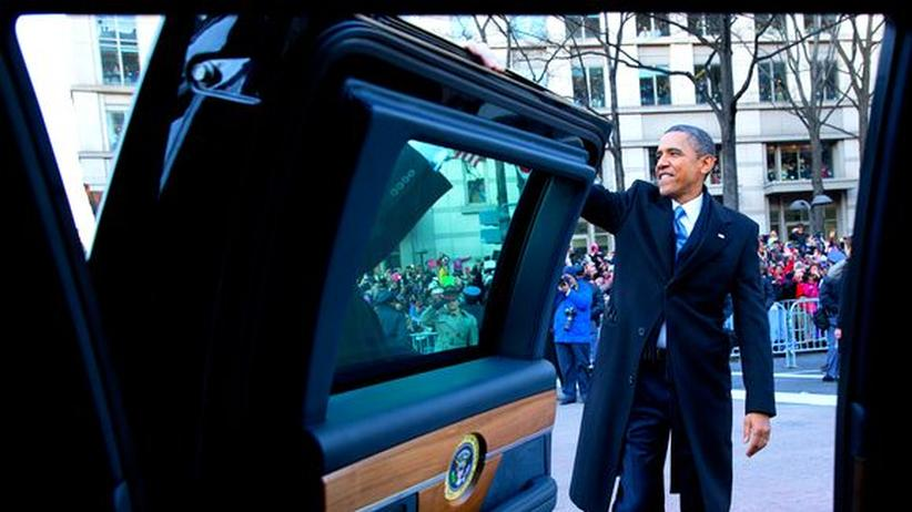 PR-Offensive: Obamas Lobby-Apparat