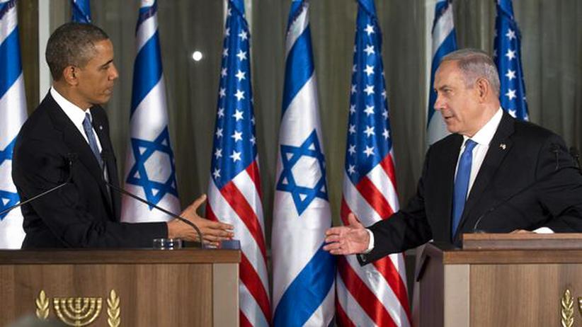 Staatsbesuch: Obama räumt Israel Freiraum in Iran-Politik ein