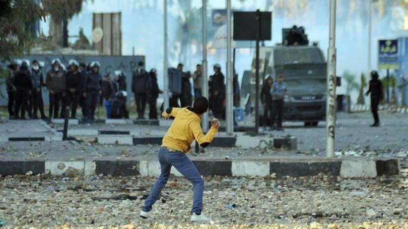 Ägypten: Port Said, sterbende Stadt